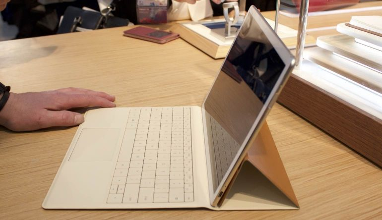 Huawei-MateBook-zijkant-2