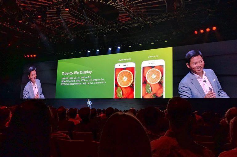 Huawei Nova Plus 1