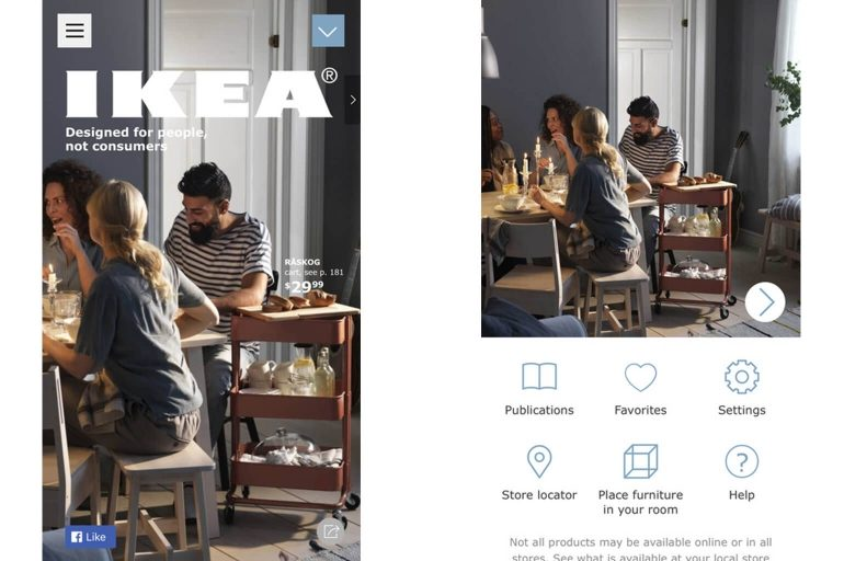 IKEA 2017 catalogus