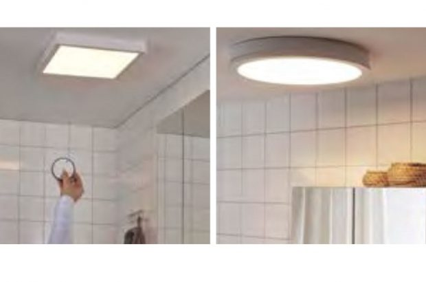 Ikea Komt Met Nieuwe Slimme Lampen Voor In De Badkamer Fwd