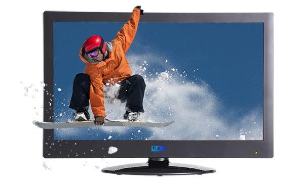 IZON-3D-tv