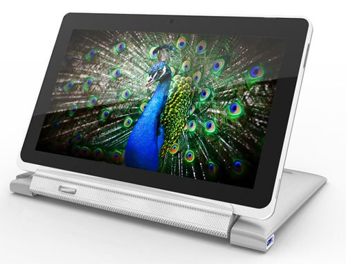 Iconia Tab W700Acer lanceert Iconia Tab W510 en W700 Windows 8 tablets
