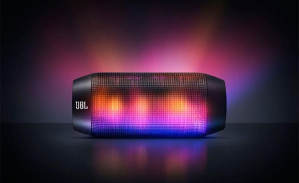Speaker Met Licht : Jbl lanceert lichtgevende pulse bluetooth speaker homecinema