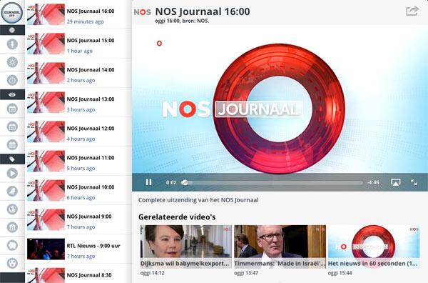 Journaal-app