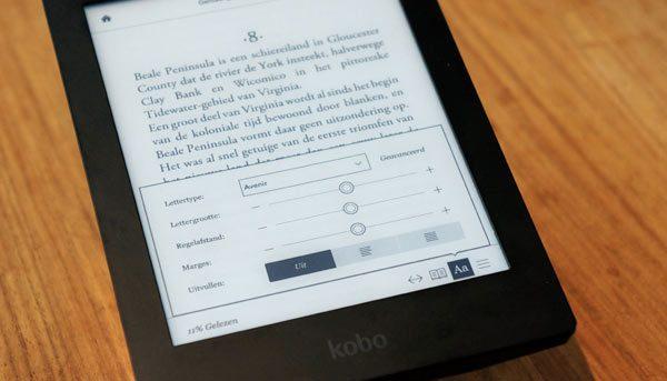 Kobo-Aura-HD-font