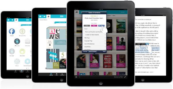 Kobo-iPad-e-reader-app