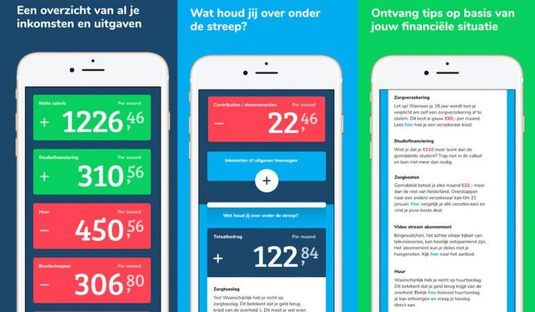 Krap.nl app