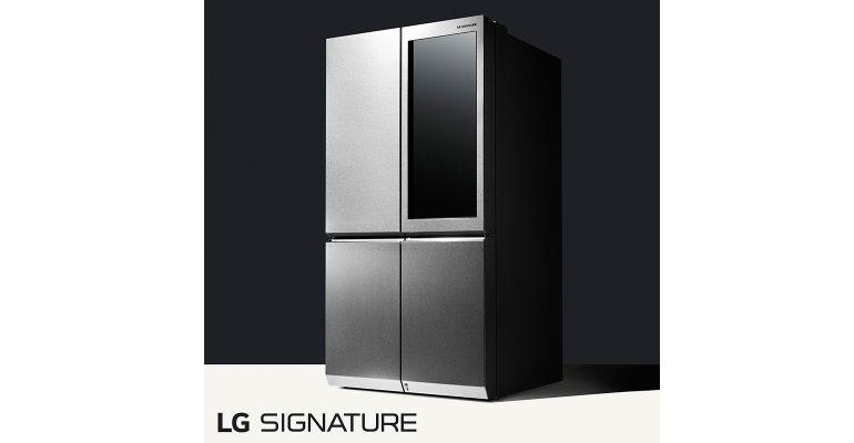 LG Signature koelkast