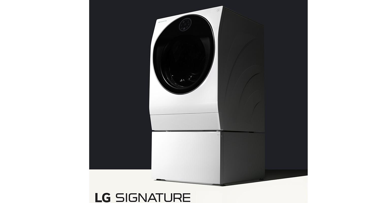 LG Signature wasmachine
