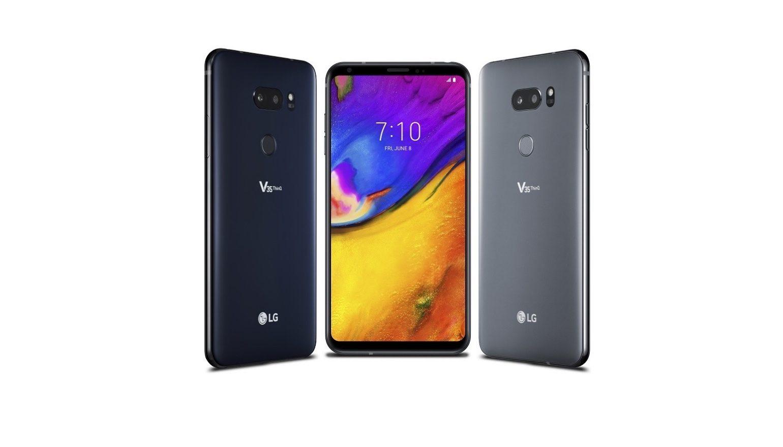 cead9d09f3d LG lanceert de V35 ThinQ, 6-inch telefoon met oled-scherm | Tablets ...