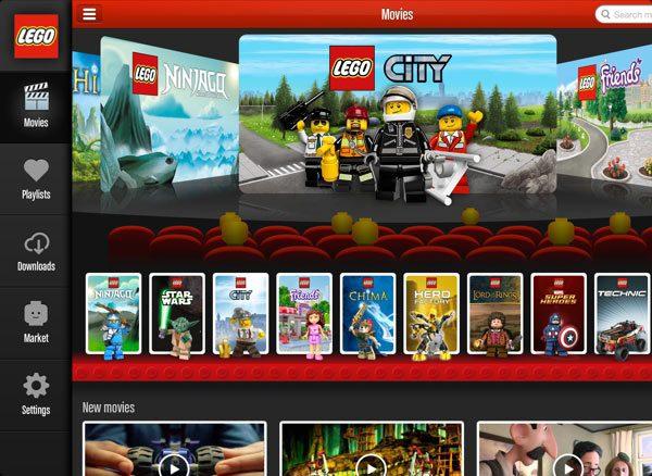 LegoTV-app-ipad