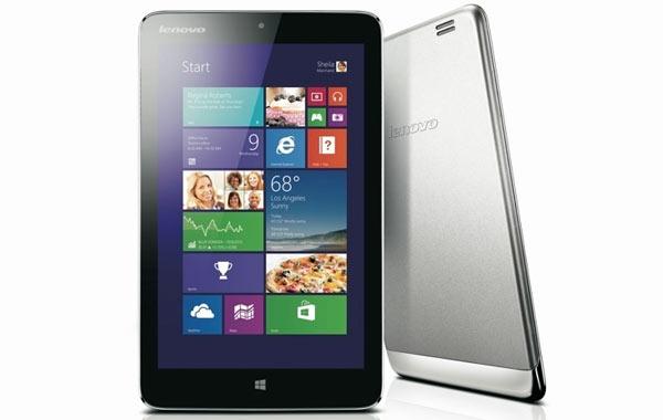 5 Miix2 Lenovo Lenovo comes with 8 inch Windows tablet Miix2