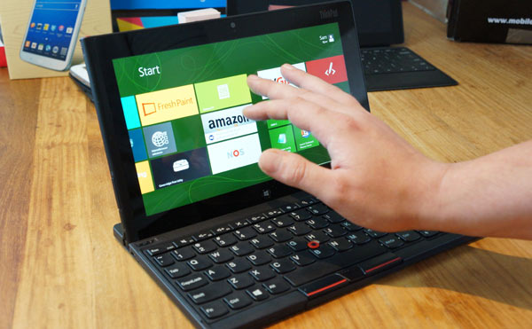 Lenovo-ThinkPad-Tablet-2-Review-gebruik