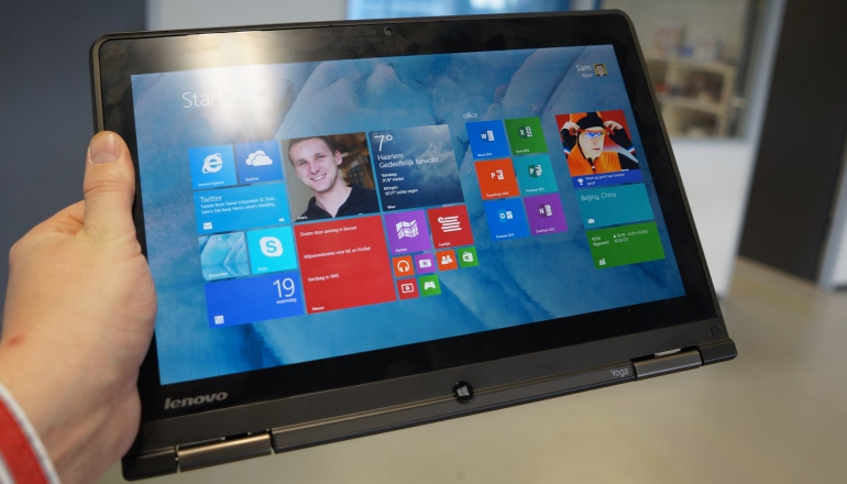 Lenovo-ThinkPad-Yoga-review-software
