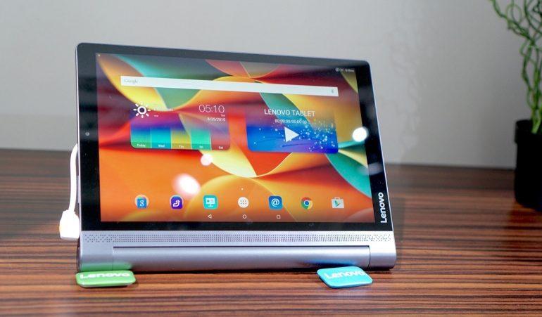 Lenovo Yoga Pad 3-4