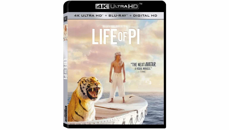 Life of Pie-Ultra HD Blu-ray