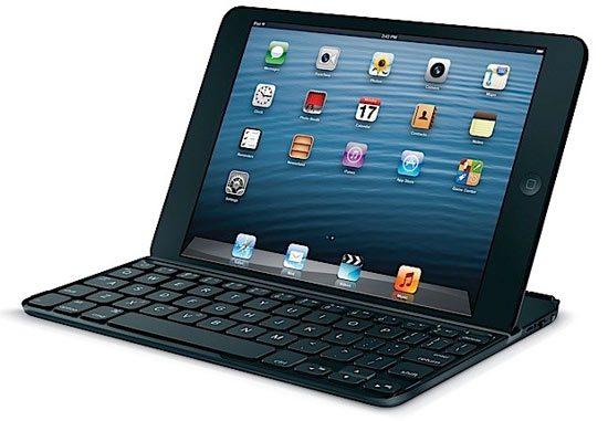 more info compare review: Logitech Ultrathin Mini Keyboard Cover for iPad mini
