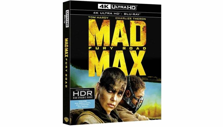 Mad-Max-Ultra HD Blu-ray