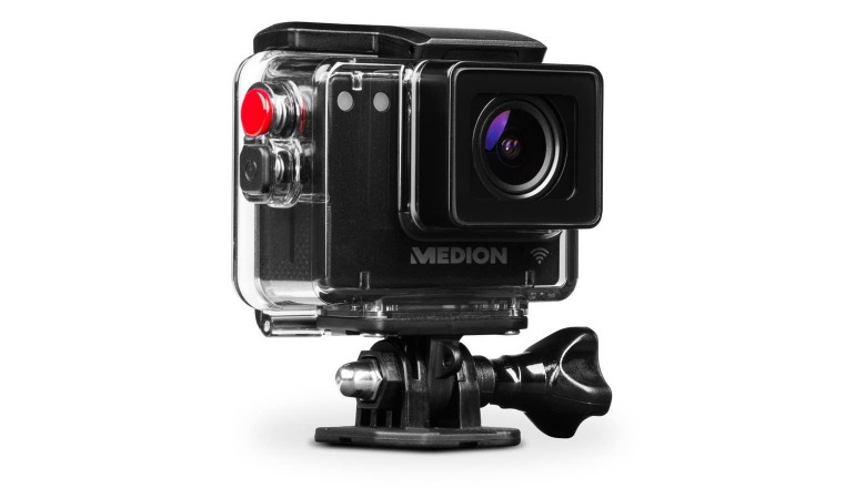 Medion-LIFE Full HD WiFi Actioncam S89038