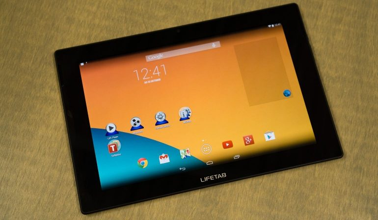 Medion Lifetab S10333-review-design