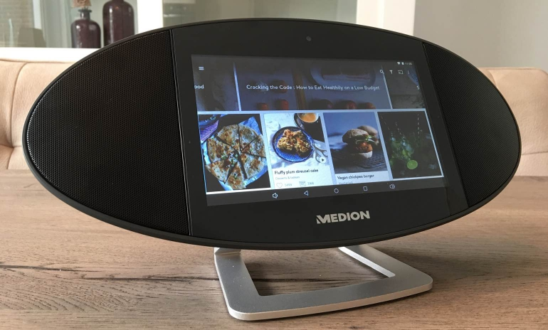 Medion-soundpad-review-recepten