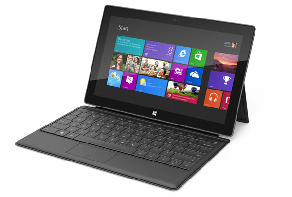 Microsoft Surface 2Microsoft Surface voor Windows RT tablet gaat 199 dollar kosten