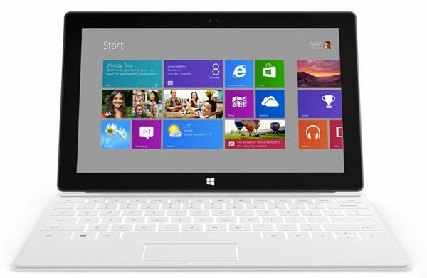 Microsoft SurfaceMicrosoft Surface (Windows 8 Pro)