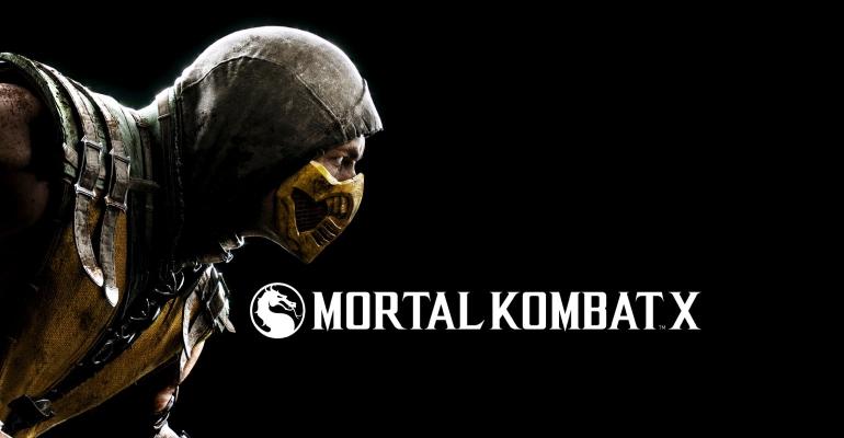 Mortal Kombat X iPad app