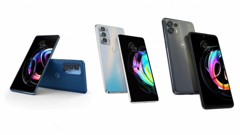 Motorola Edge 20 toestellen