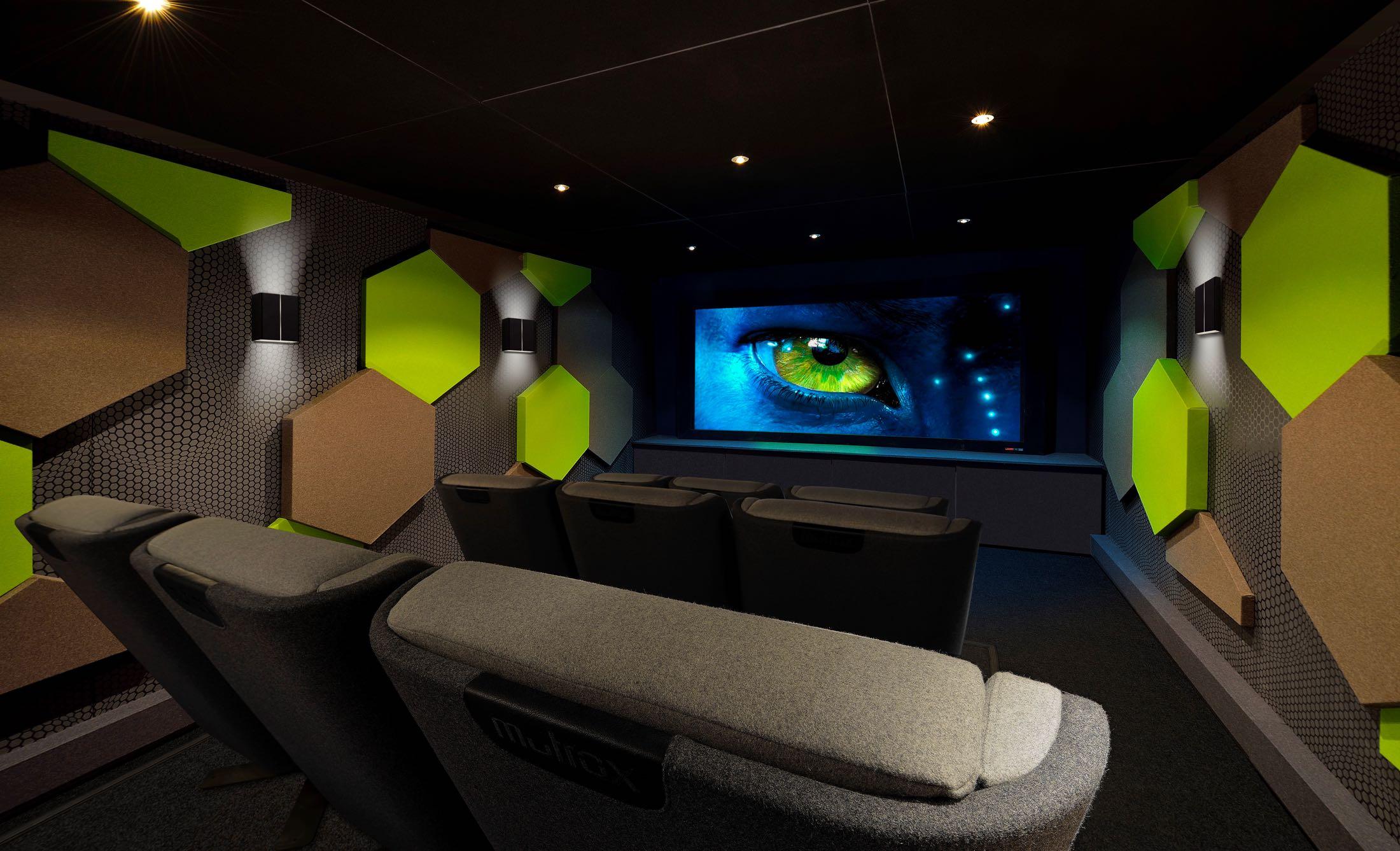 Akoestiek En Home Cinema Hoe Pak Je De Optimalisatie Van Geluid Aan Fwd