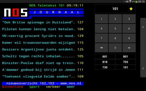 NOS-Teletekst-app