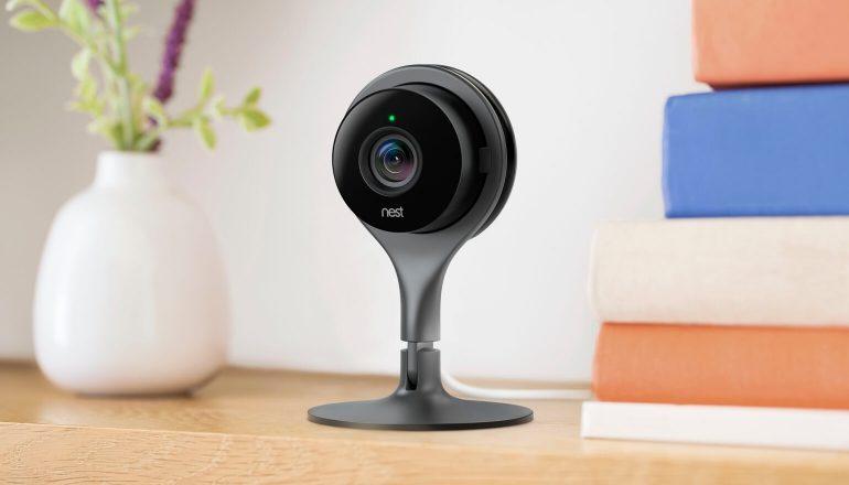 Nest Cam slimme beveiligingscamera 1