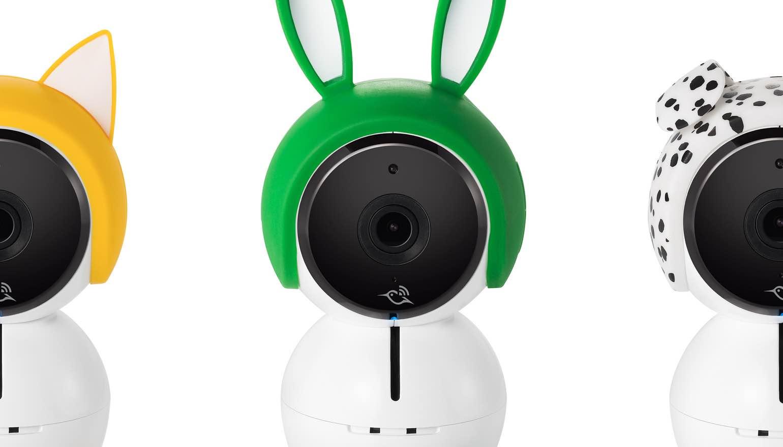 Super Beste babyfoons: slimme beveiligingscamera gebruiken als DV-95