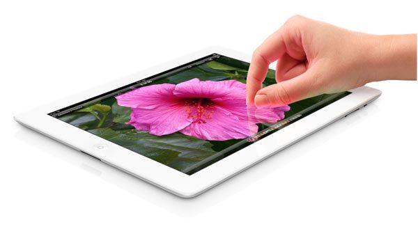 Nieuwe-iPad