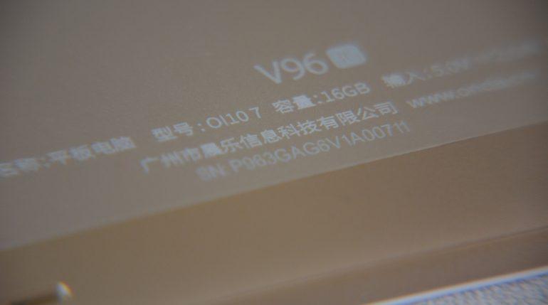 Onda V96 j