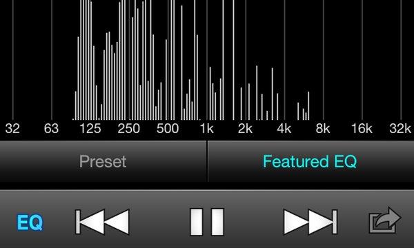 Onkyo HF Player App biedt equalizer en hoge resolutie audio weergave