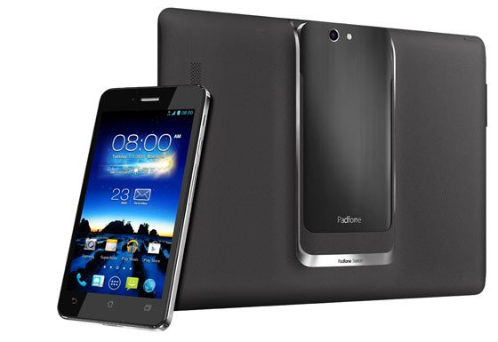 Infinity Padfone Pricing and Availability New ASUS Windows 8 and Android tablets