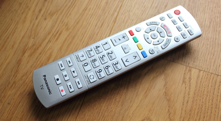 Panasonic-CR730E-review-remote