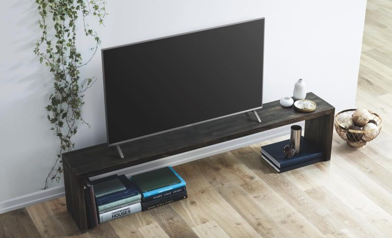 Panasonic Tv Meubel.Panasonic 2018 Lcd Led Tv Line Up Met Fxw784 Topmodel