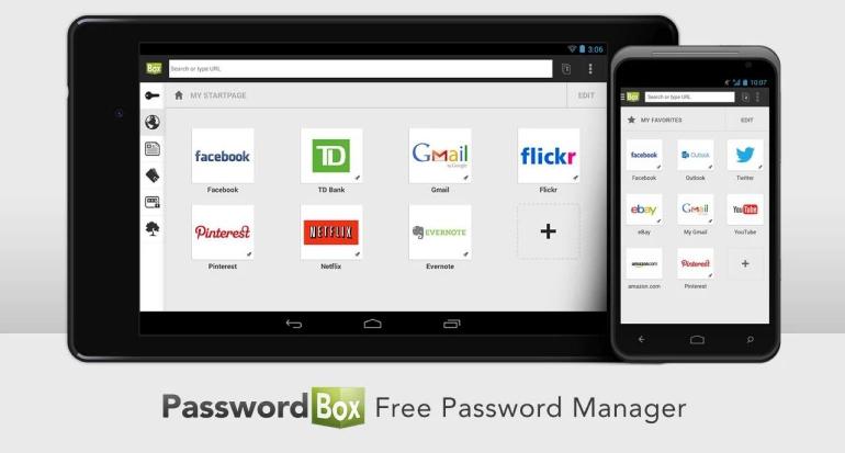 PasswordBox-Android-app
