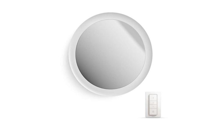 Philips hue adore is een slimme spiegel voor in de badkamer