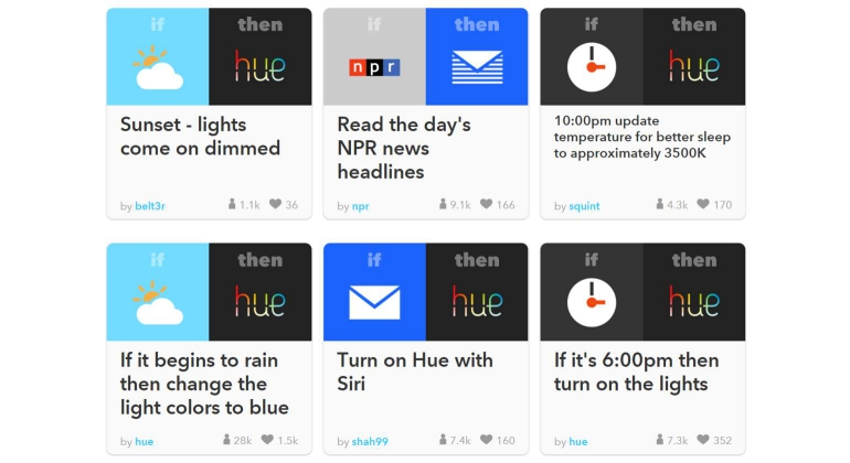 Philips-Hue-review-IFTTT
