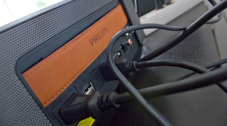 Philips-Screeneo-review-aansluitingen