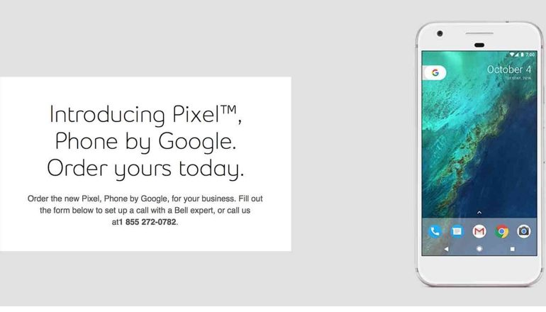 Pixel Bell a