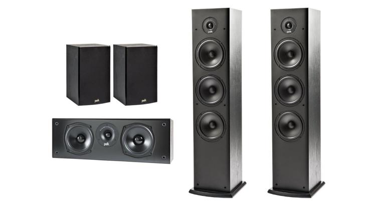 Review: Polk Audio T-serie en Signature-serie luidsprekers ...