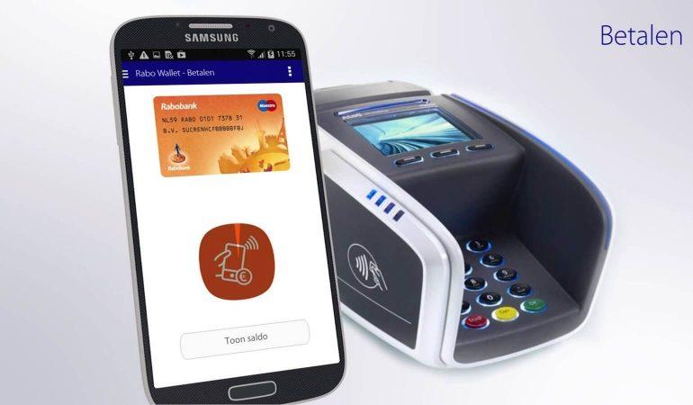 Rabo wallet Samsung