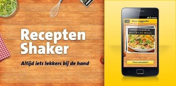 Recepten Shaker