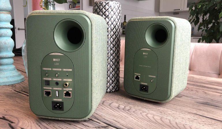 Review: KEF LSX - draadloos en alles-in-één hifi-systeem
