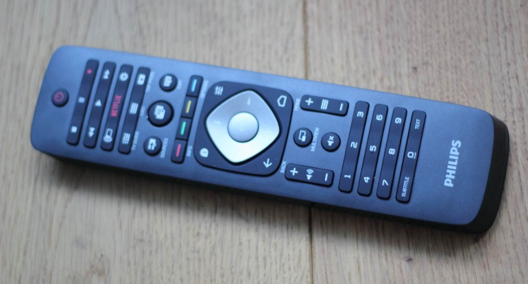 Review-Philips-PUK7100-remote