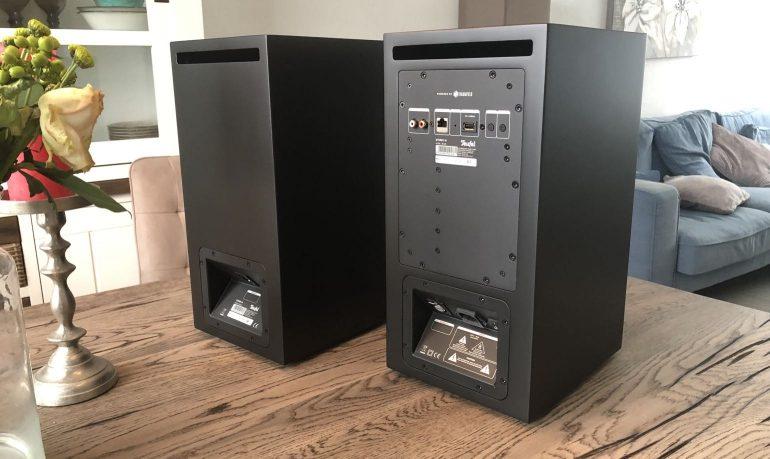 Review Teufel Stereo M Compacte Multiroomspeakers Met
